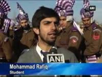 News video: Republic Day celebrated peacefully in Jammu and Kashmir